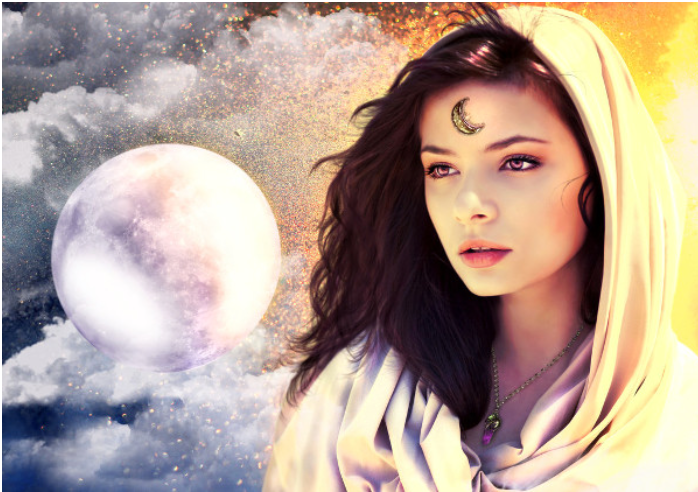 Embodying your Intuitive Goddess – 13 Steps into Your Feminine Power