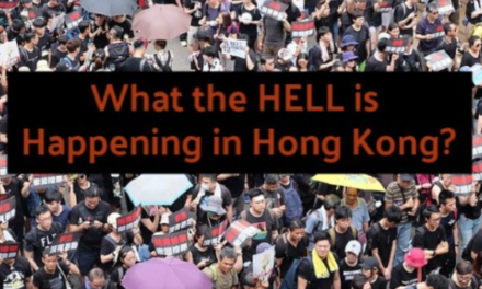 What The HELL Is Happening In Hong Kong?