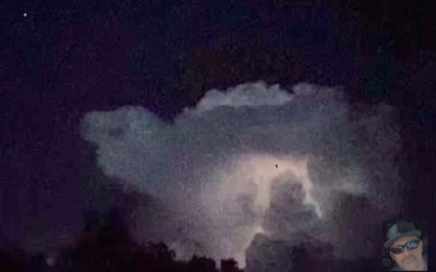 """Round Lightship"" enters HIGHLY ELECTRIFIED Cloud-like Portal – Static GALORE! [VIDEO]"