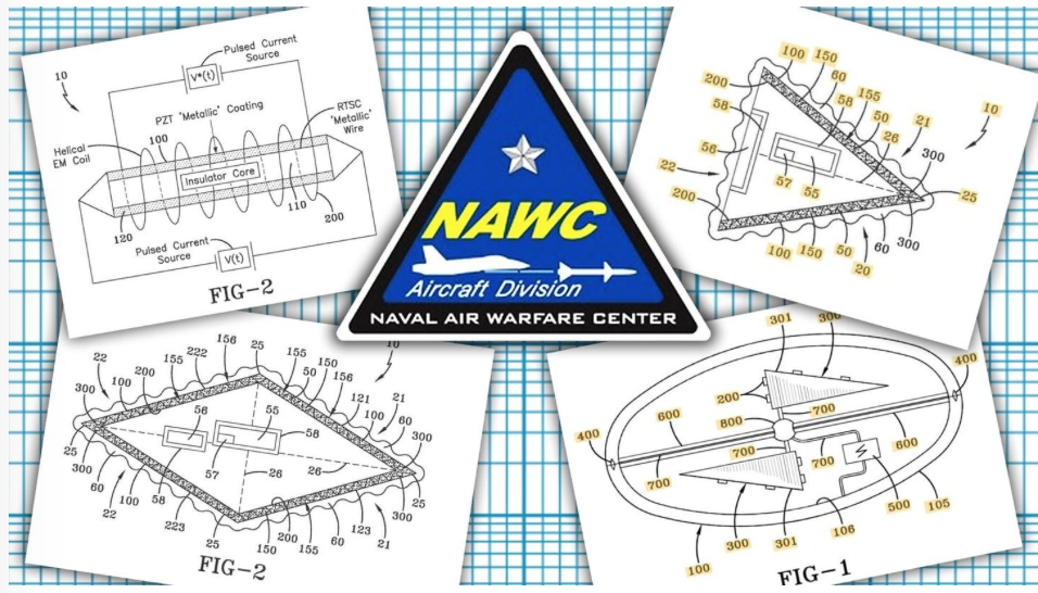 What The Hell Is Going On With UFOs And The Department Of Defense? – Navy's Advanced Aerospace Tech Boss Claims Key 'UFO' Patent Is Operable