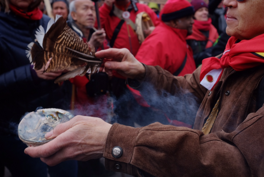"""""""Killer Germs"""" Obliterated by Medicinal Smoke (Smudging), Study Reveals"""