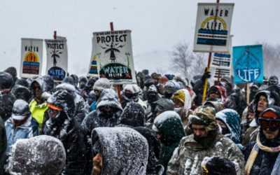 Leaked Audio Shows Oil Lobbyist Bragging About Success in Criminalizing Pipeline Protests