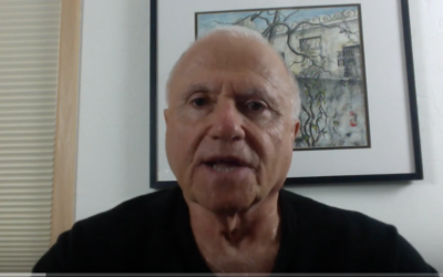 "Dr Steve Pieczenik on Epstein: The Mossad Connection and His ""Paradoxical"" Death [2VIDEOs]"