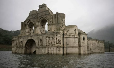 Mexican temple of Santiago, master builder monks and our failed archaeology