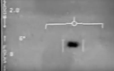 Tic Tac UFO is a US Navy project – Prof Simon [VIDEO]