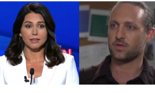 Google Leaker Says Tulsi Gabbard May Have Been Victim of Same Exploit Used to Take down Jordan Peterson
