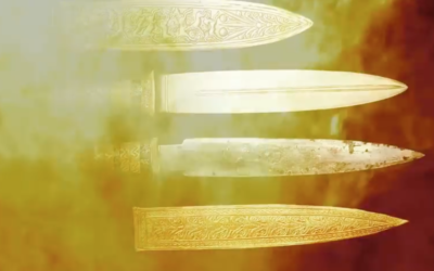 The Mystery Of Tutankhamun's Dagger | What On Earth? [VIDEO]