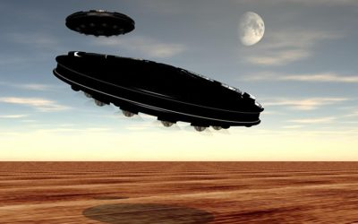 US Navy Concealing Data on UFO Sightings, Claims Congressman