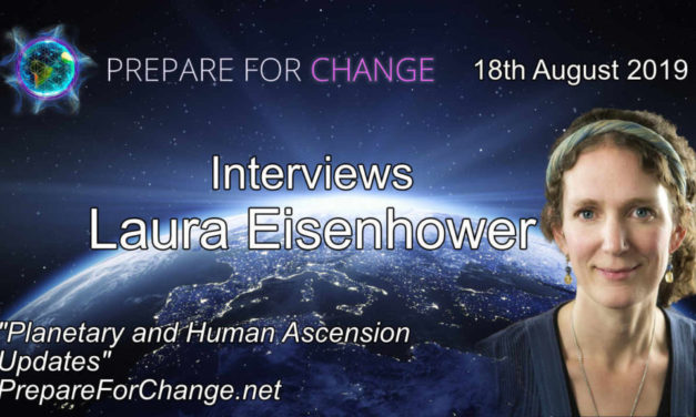 Laura Eisenhower Interview: Planetary and Human Ascension Updates [VIDEO]