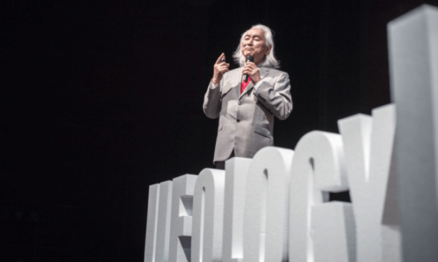 "MSM (Yahoo News) Admits: ""A 'turning point' on UFOs: Physicist Michio Kaku tells ufology conference the truth is out there"""