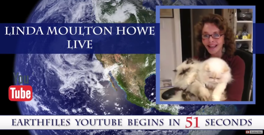 Linda Live – 08/14/2019 – Toxic Blue-Green Algae, Fast Radio Bursts from Space & Live Chat Q&A [VIDEO]