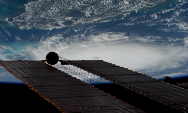 Views of Hurricane Dorian from the International Space Station – September 1, 2019 [VIDEO]