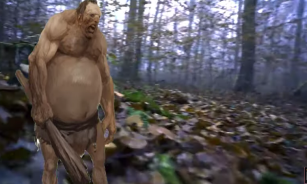 Giants, are they really Aliens? [VIDEO]