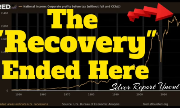 The 2008 Recession Never Ended The Recovery Needed One Missing Piece [VIDEO]