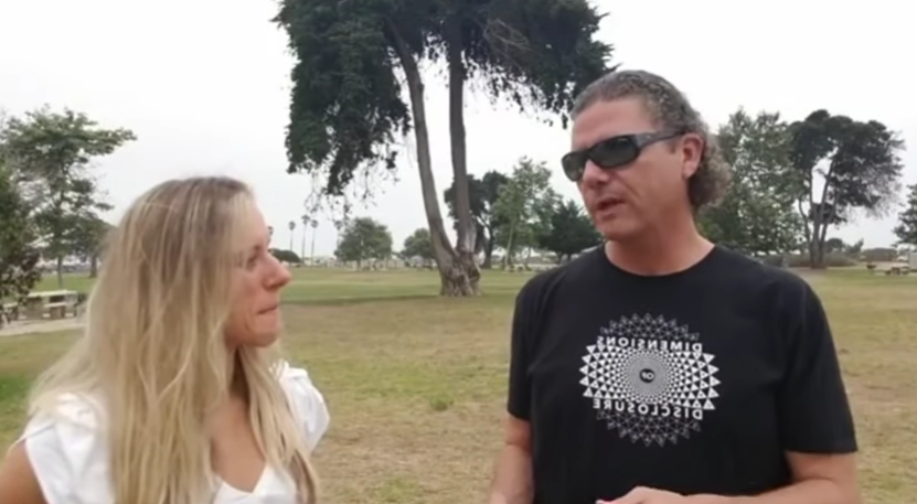 Corey Goode & Tricia Margis Live at Dimensions of Disclosure 2019 – Mass Meditation