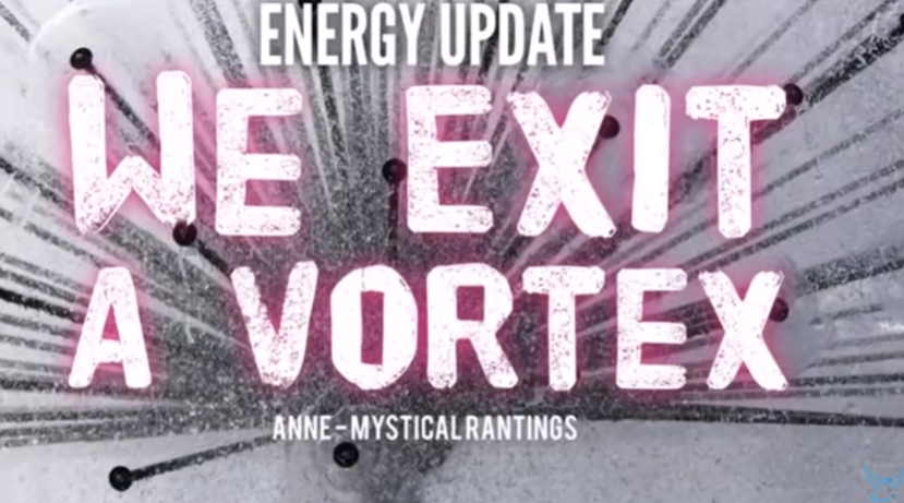 We Exit a Vortex! [VIDEO]
