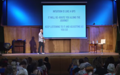 Lee Harris – Giving Our Power Away [VIDEO]
