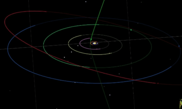 New Comet Is Likely An Interstellar Visitor from Another Star System, Only The Second Ever Detected [VIDEO]