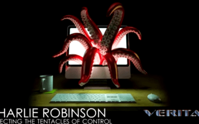 Charlie Robinson | Dissecting the Tentacles of Control [VIDEO]