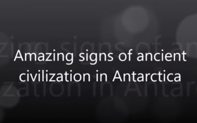 Amazing signs of ancient civilization in Antarctica [VIDEO]