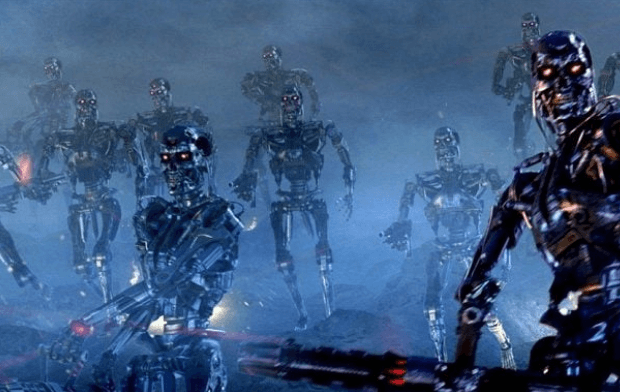 Microsoft chief Brad Smith says rise of killer robots is 'unstoppable'
