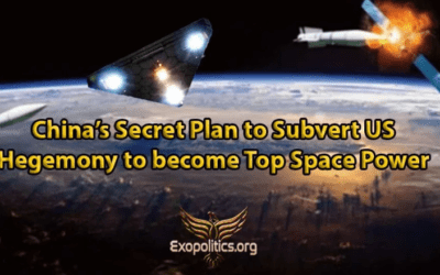 China's Secret Plan to Subvert US Hegemony to become Top Space Power