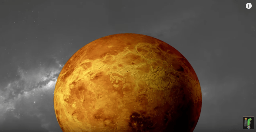 Venus home to Extraterrestrial life? [VIDEO]