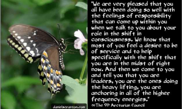 YOUR ROLE IN THE SHIFT/THE EVENT ∞THE 9D ARCTURIAN COUNCIL
