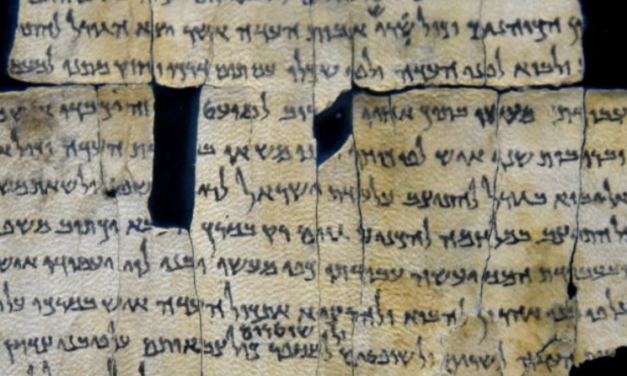 Mysterious Residue Found on Key Dead Sea Scroll Calls Its Origins Into Question