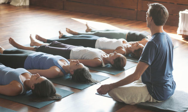 Yoga Nidra: Bliss Your Brain Out with This Ancient (Little-Known) Practice