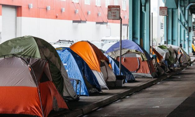 Government Moving California Homeless to Federal Camps? [VIDEO]