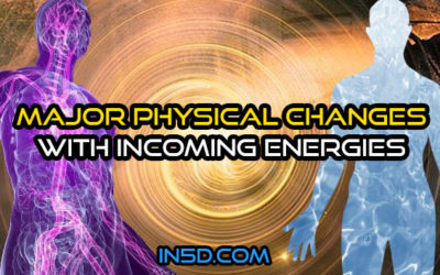 Expect Major Physical Changes With Incoming Energies [VIDEO]