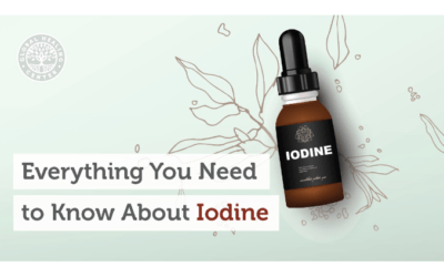 Healing With Iodine: Supplementation is Essential for Heart Disease, Diabetes, Cancer