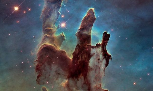 Meet the 'Giant Elephant Trunks,' Mysterious Cosmic Structures 10 Times Bigger Than the 'Pillars of Creation'