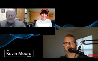 Gosia and Dale Harder on The Moore Show: Communicating With Aliens (Pleiadians) Over The Internet [VIDEO]