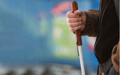 Blind Inventor Develops 'Smart Cane' That Uses Google Maps And Sensors To Identify Surroundings