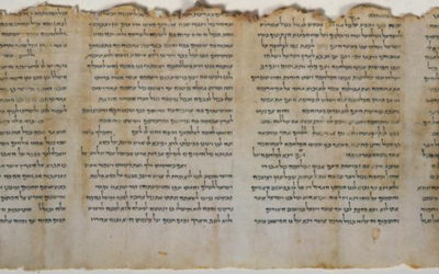 Sulfur, Sodium – A Mysterious Salt Combination Preserved The Dead Sea Scrolls For Millennia
