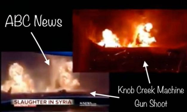 ABC Admits To Using Fake Footage That Pushes Deep State Pro-War Agenda In Syria