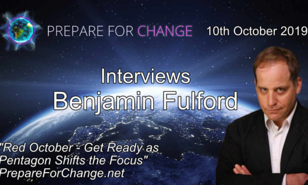 Benjamin Fulford: Red October – Get Ready as Pentagon Shifts the Focus