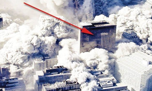"""The Implosion Of Building 7 Remains The Irrefutable """"Smoking Gun"""" Of A 9/11 Inside Job"""