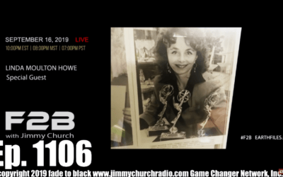 FADE to BLACK Jimmy Church w/ Linda Moulton Howe : The Face in Antarctica [VIDEO]