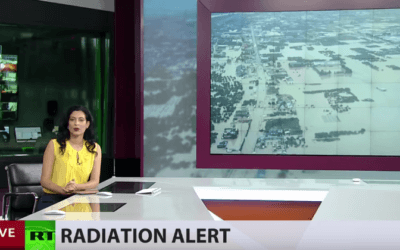 'Nothing to worry about': Nuclear waste might be in water after Hagibis Typhoon [VIDEO]