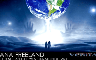 Elana Freeland | Space Fence and the Weaponization of Earth [VIDEO]
