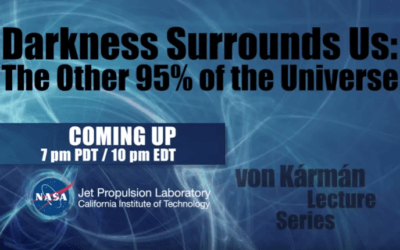 Darkness Surrounds Us: The Other 95% of the Universe (Live Public Talk) [VIDEO]