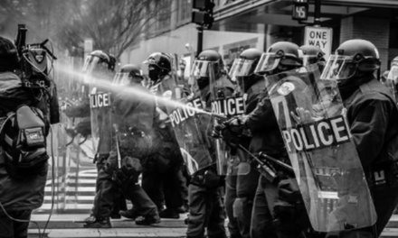 Civil Unrest Is Erupting All Over The World, But What Happens If America Joins The Party?