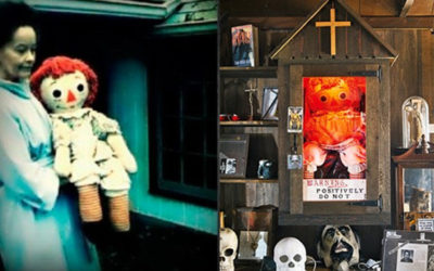 Annabelle the Demonic Doll: The True Story Behind the Hollywood Legend