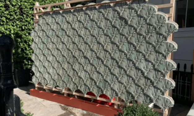 """Indian Architect Creates New """"Algae Tiles"""" That Can Scrub Toxins, Pollution From Wastewater"""