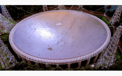 Ginormous Chinese Alien-Hunting Telescope Opens Up For Astronomers Worldwide