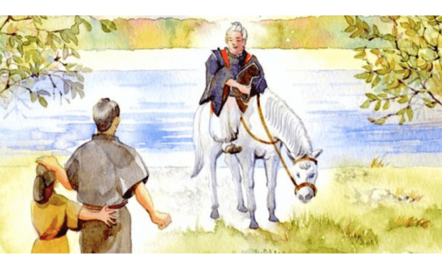 The Ancient Chinese Story of the Old Man Who Lost His Horse