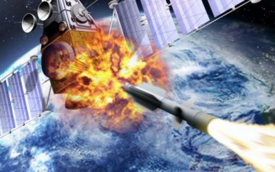 Space May Soon Become a War Zone — Here's How That Would Work